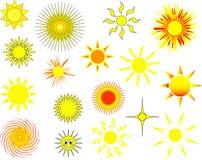 Sonnen Stockbilder