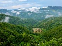 Sonnenaufgang über Himalaja Lizenzfreie Stockfotografie