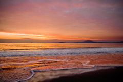 Sonnenaufgang 102 lizenzfreies stockfoto