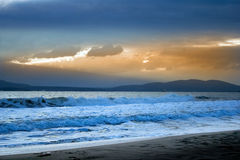 Sonnenaufgang 114 Lizenzfreies Stockbild