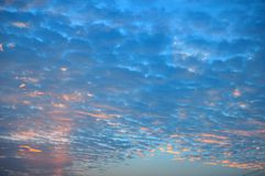 Sonnenaufgang 2 Stockfoto