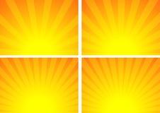 Sonnenaufgang Lizenzfreies Stockfoto