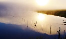 Sonnenaufgang… Lizenzfreie Stockfotografie