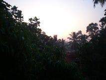 Sonnenaufgang 2 Stockbild