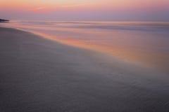 Sonnenaufgang auf Hilton Head Island lizenzfreie stockfotos