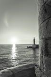 Sonnenaufgang in Bastia Lizenzfreie Stockfotografie