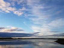 Sonnenaufgang bei Lossiemouth Lizenzfreie Stockfotografie