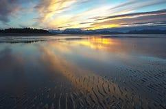Sonnenaufgang-Bogen Lizenzfreies Stockfoto