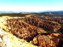 Sonnenaufgang Bryce Canyon Lizenzfreies Stockfoto