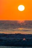 Sonnenaufgang im OC Lizenzfreie Stockbilder