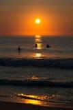 Sonnenaufgang im OC Lizenzfreies Stockfoto