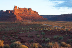 Sonnenaufgang im Tal der Götter   Lizenzfreie Stockfotografie