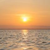 Sonnenaufgang morgens Lizenzfreie Stockfotos