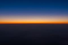 Sonnenaufgang von Mt fuji Stockfotos