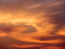 Sonnenaufganghintergrund Stockfotografie