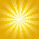 Sonnenaufganghintergrund Lizenzfreies Stockfoto