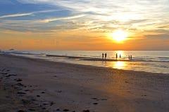 Sonnenaufgangmorgen Lizenzfreie Stockbilder