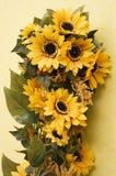 Sonnenblume-Anordnung Lizenzfreie Stockfotos