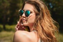 Sonnenbräunehautcreme Lizenzfreie Stockfotografie