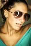 Sonnenbrille Stockfoto