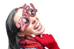 2015 Sonnenbrille Lizenzfreie Stockfotografie