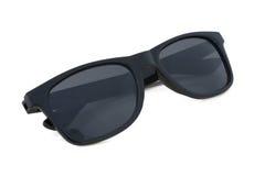 Sonnenbrille auf weißem Hintergrund Lizenzfreie Stockfotografie