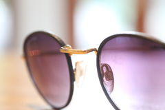 Sonnenbrille für Frauen Lizenzfreie Stockfotografie
