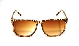 Sonnenbrille lokalisiert lizenzfreies stockfoto