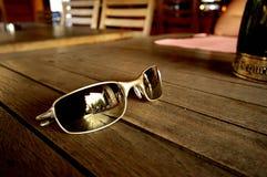 Sonnenbrillen Stockfotografie