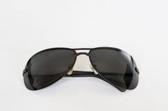 Sonnenbrillen auf Weiß Lizenzfreie Stockbilder