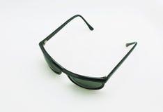 Sonnenbrillen auf weißem Hintergrund lizenzfreies stockbild