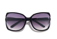 Sonnenbrillen des Mädchens Stockfotos