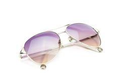 Sonnenbrillen getrennt Stockfoto