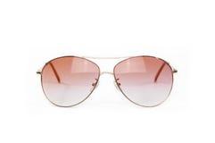 Sonnenbrillen getrennt Stockfotos