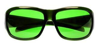 Sonnenbrillen getrennt auf Weiß Stockfoto