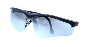 Sonnenbrillen getrennt auf weißem Hintergrund Stockfotografie
