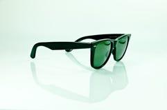Sonnenbrillen Wayfarerart Lizenzfreies Stockfoto
