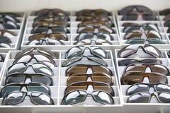 Sonnenbrillespeicher Lizenzfreie Stockbilder