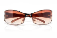Sonnenbrillezubehör getrennt Lizenzfreie Stockbilder