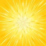 Sonnendurchbruch und Strahlen