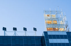 Sonnenenergie Lizenzfreie Stockfotografie
