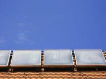 Sonnenenergie Stockfotografie