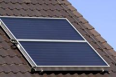 Sonnenenergie stockfoto