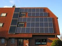 Sonnenenergie Lizenzfreies Stockbild