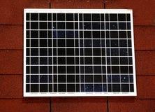 Sonnenkollektor Stockfotos