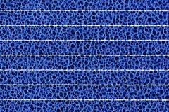 Sonnenkollektor-Zelldetail-Makroabschluß oben Solarenergie-Hintergrund Lizenzfreies Stockfoto