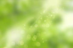Sonnenlicht- und bokehlichter lizenzfreie stockbilder