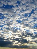 Sonnenschein lizenzfreies stockfoto