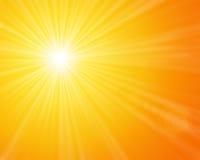Sonnenschein stockbilder