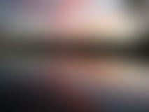Sonnenschein-Unschärfe Lizenzfreies Stockbild
